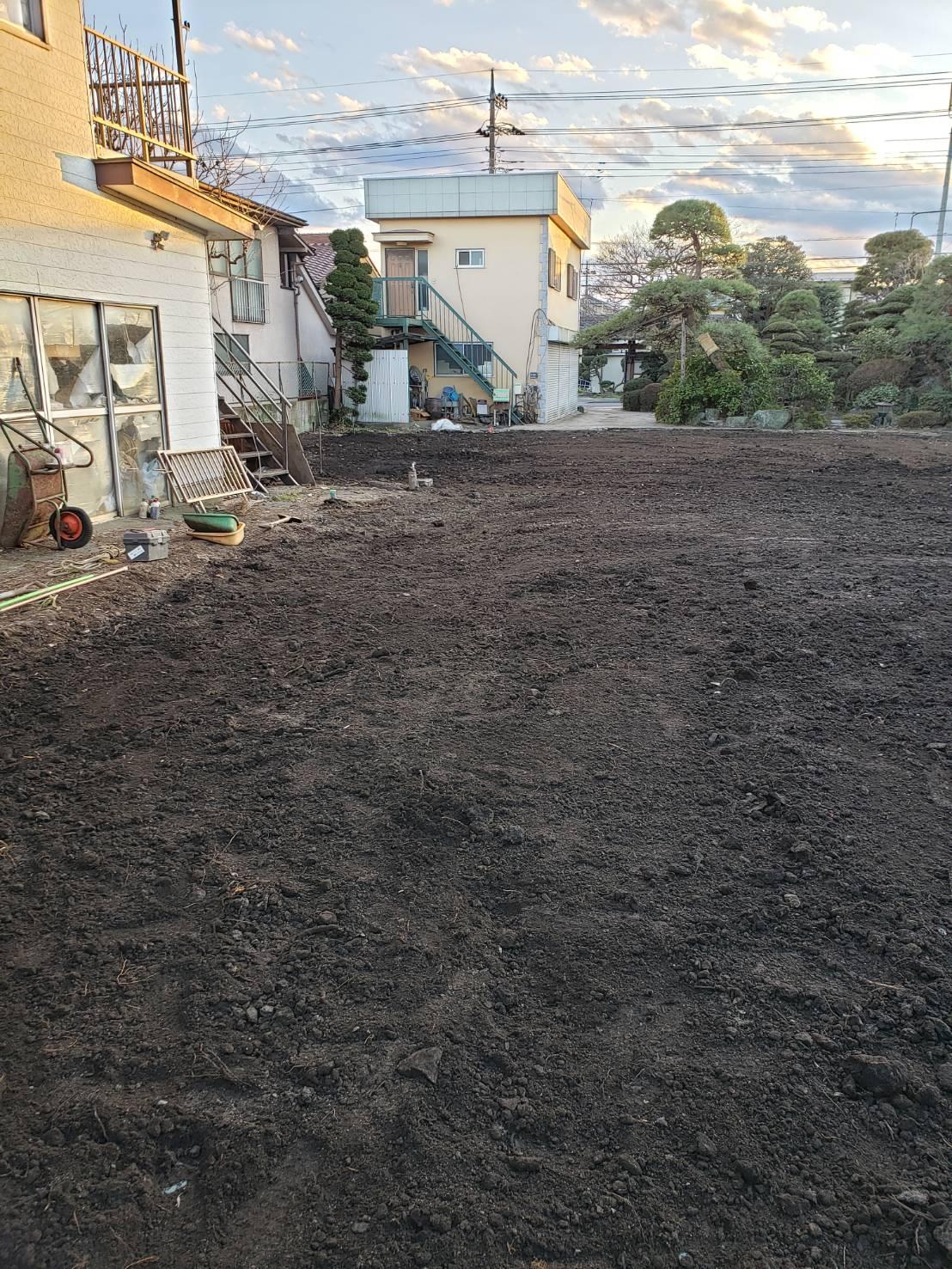 東京都八王子市 解体工事